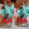 Gorgeous Bronze Bookends!
