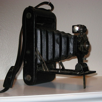Kodak 1-A Junior Autographic Camera- Model A (1914) - Cameras