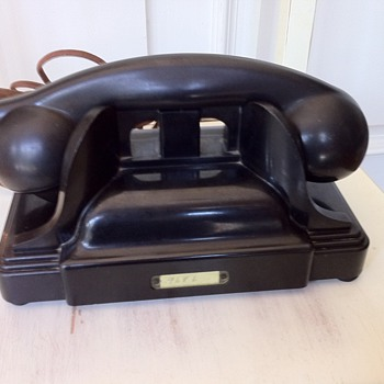 Kellogg Switchboard Company Working Telephone