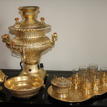 Persian Electric Samovar