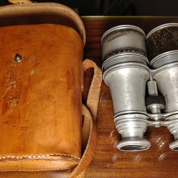 WW1 131st Light Weight Binoculars