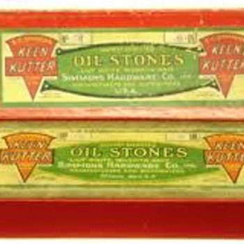 Keen Kutter Oil Stone - Tools and Hardware