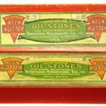 Keen Kutter Oil Stone