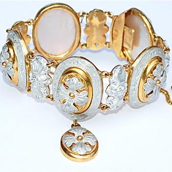 Victorian Aluminum (Aluminium) Jewelry
