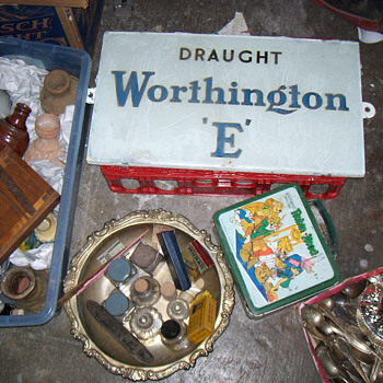Worthington 'E' Draught - Signs