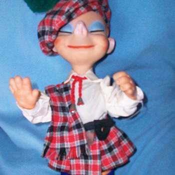 Tartan Doll? - Dolls