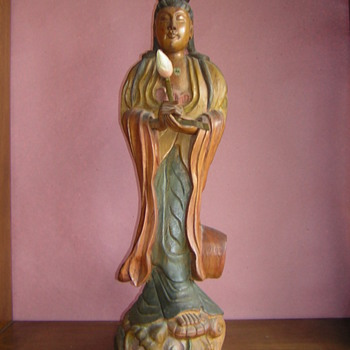 asian statue - Asian