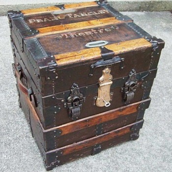 Taylor Ticket Trunk, Theatrical