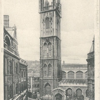 BRISTOL. St. STEPHEN'S CHURCH. - Postcards