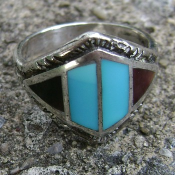 Mens Silver Ring  - Fine Jewelry