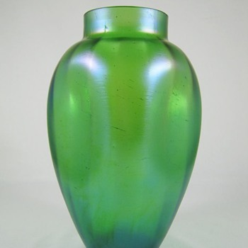 Loetz Vase ca. 1887