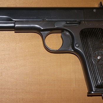 Russian Tula Tokarev 33, 1947 - Military and Wartime