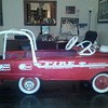 Vintage Murray Super Deluxe Fire Engine