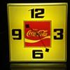 VINTAGE COCA COLA DINER CLOCKS!