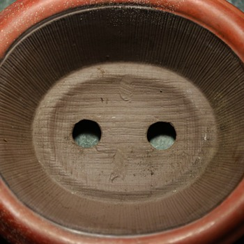 Interesting Old Bonsai Pot - Pottery