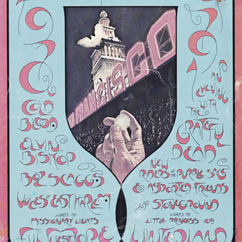 New Years Eve, 1970-1971 - Posters and Prints