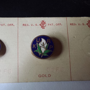 "What do the initials ""KURP"" stand for - Medals Pins and Badges"
