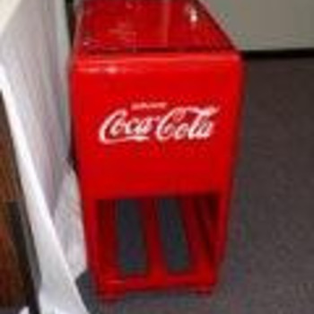 1939 Westinghouse Coca Cola Junior Ice Box