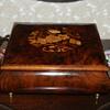 Wooden Jewelry Music Box