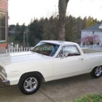 1964 Chev El Camino - Classic Cars