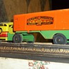 VINTAGE TOY TRUCKS