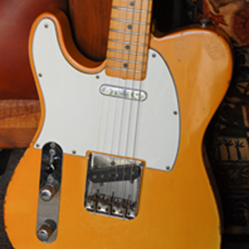1967  Lefty Fender Telecaster