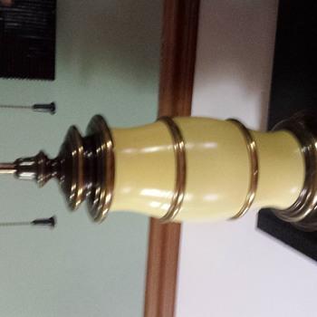 vintage heavy lamps