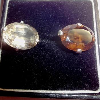 Georgan buttons - Fine Jewelry