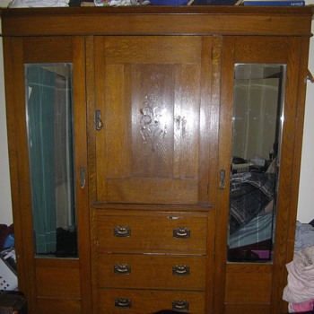Great Grandpas Wardrobe  - Furniture
