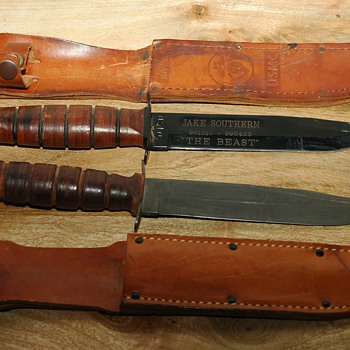 Some military knifes - Military and Wartime