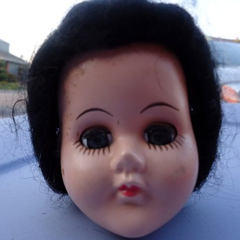 Help with the doll head - Dolls