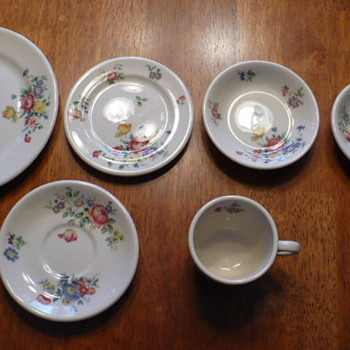 My Shenango Restaurant Ware collection! - China and Dinnerware
