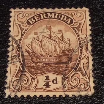 Bermuda stamp - Stamps