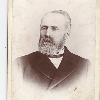 Post 3 of 3 George Hilliard, Member of Parliament, Late 1800, Happy Canada Day's, CW Members