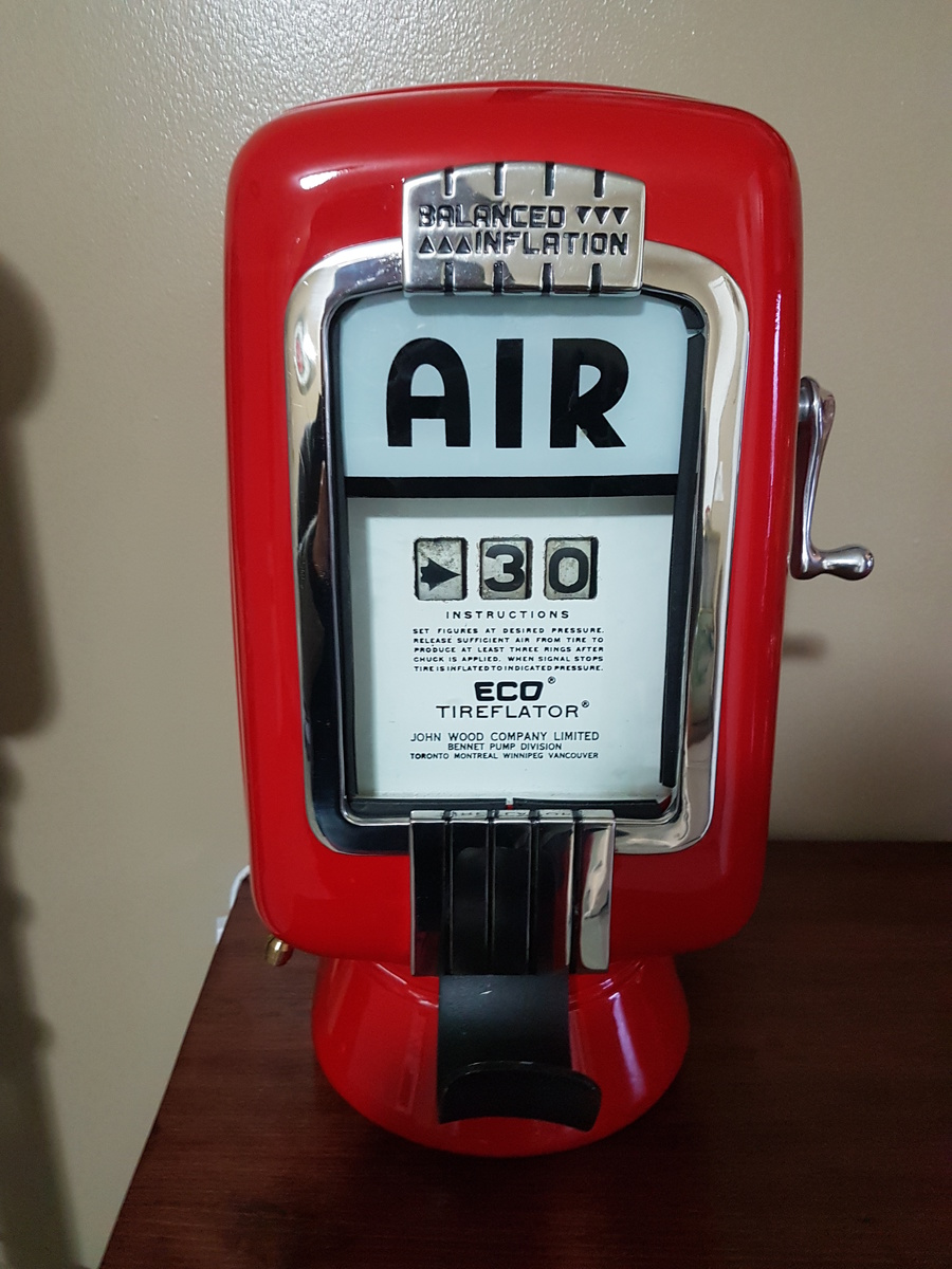 Eco Air Meter : Eco air meter collectors weekly