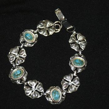 Costume Scarab Bracelet