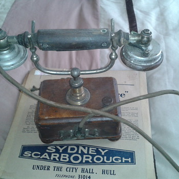 vintage ericsson telephone - Telephones