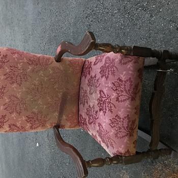 Grandmother's rocking chair - Furniture