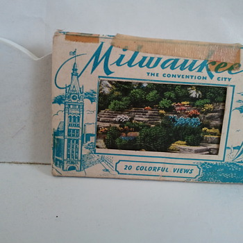 Milwaukee Souvenir Photograph Cards