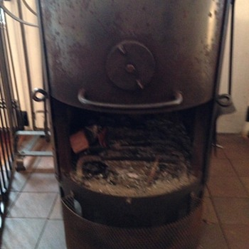 Wood burning stove ID help