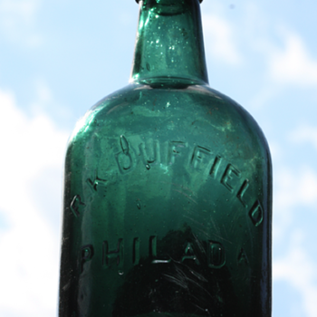 ~~~Old Pontiled Beer Bottle~~~