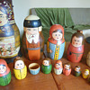 Really old Russian Dolls, More info, how old, artist...?