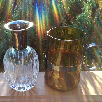 Pretty things - Glassware