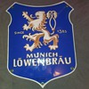 Munich Lowenbrau Since 1383 Hans Holter, Inc., New York 51 MADE IN GERMANY