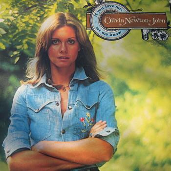 Olivia Newton John........... - Records