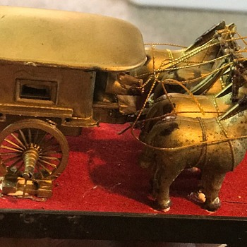 Horse Carriage Chinese ?
