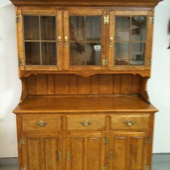China Hutch - Furniture