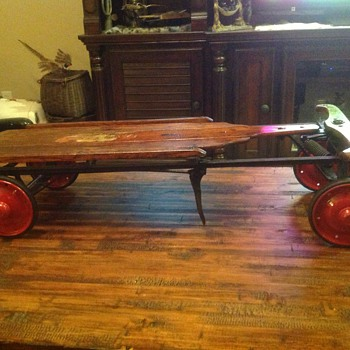 Vintage Flexy Racer model 100 - Toys