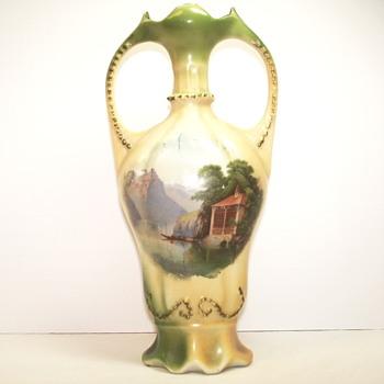 German Vase, Victorian era'Circa 1900