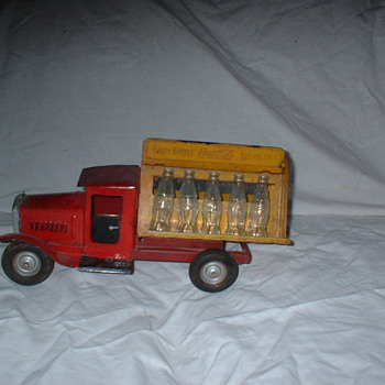 Metalcraft Coke Truck